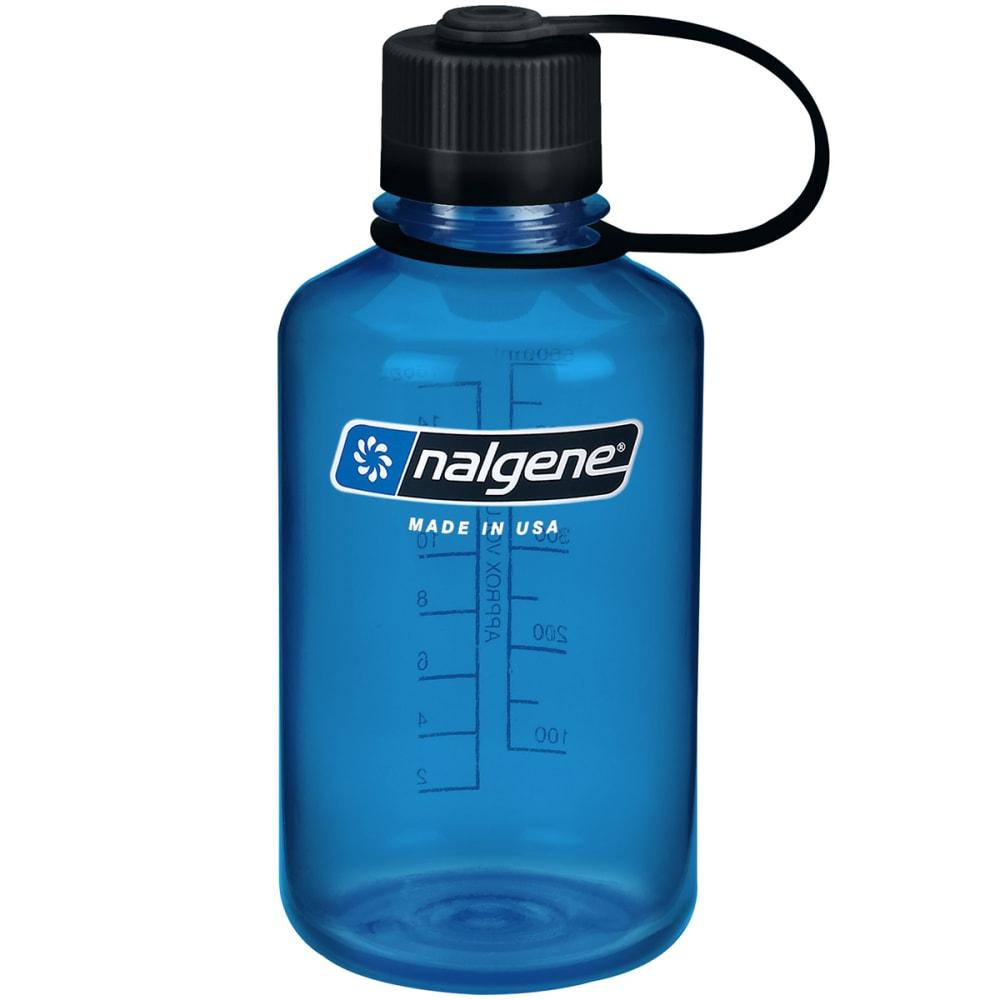 NALGENE 16 oz. Everyday Narrow Mouth Water Bottle - SLATE BLU