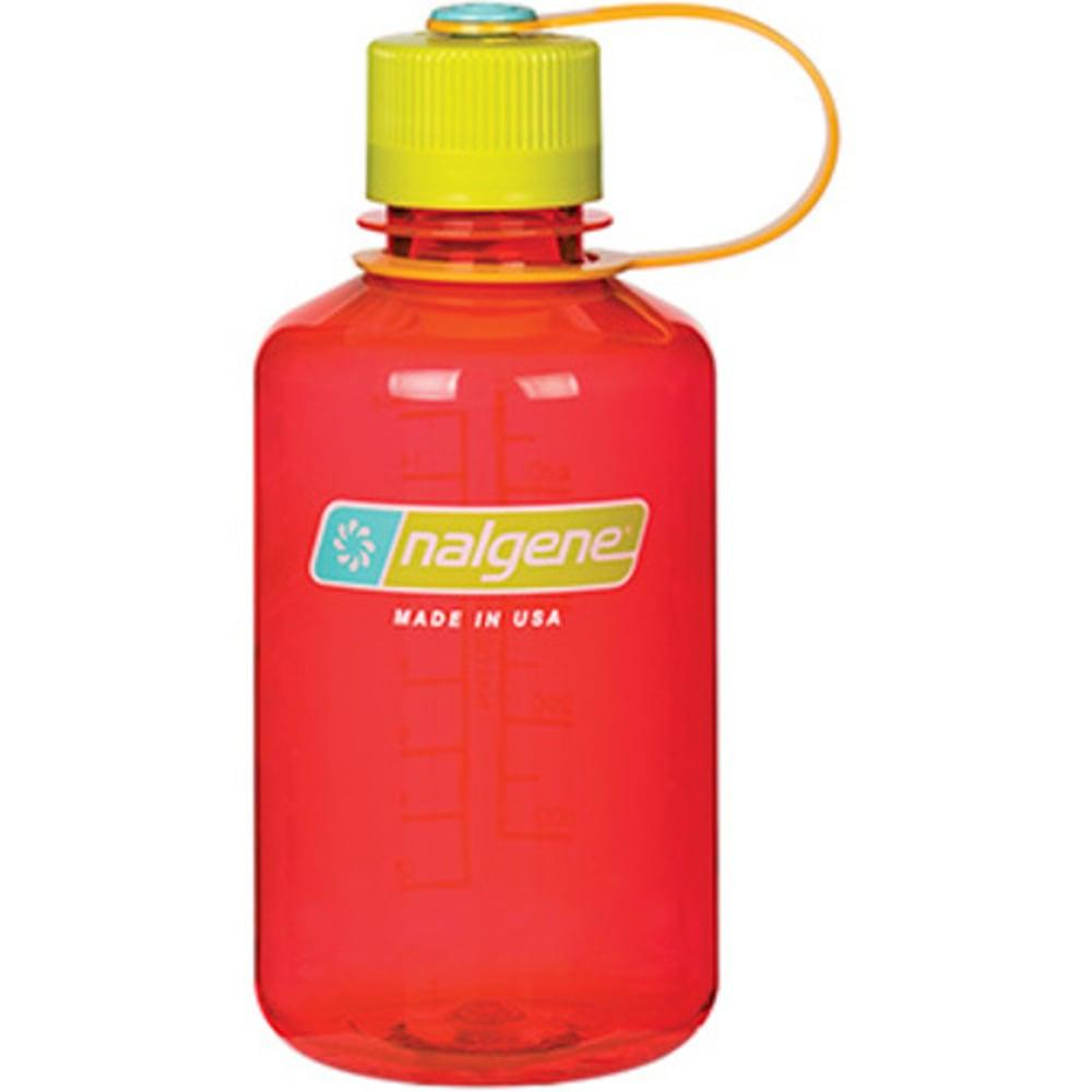 NALGENE 16 oz. Everyday Narrow Mouth Water Bottle - POMEGRANATE 342095