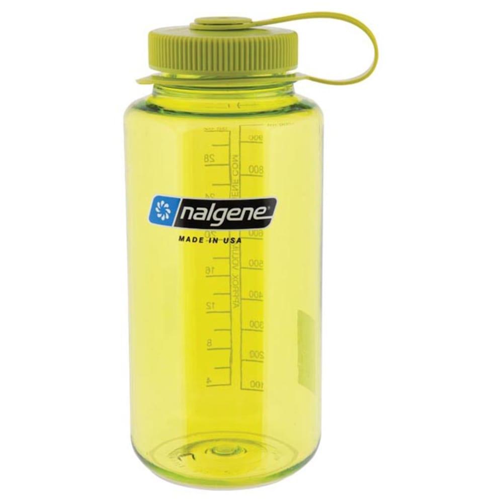 NALGENE 32 oz. Wide Mouth Water Bottle - SPRING GRN 341830