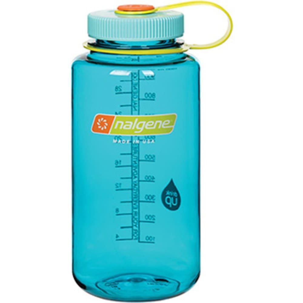 NALGENE 32 oz. Wide Mouth Water Bottle - CERULEAN 341848