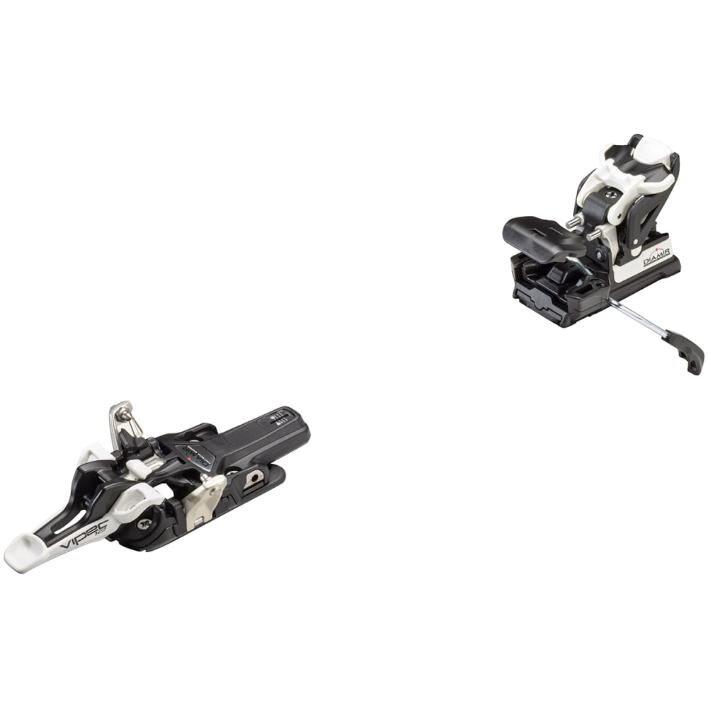 BLACK DIAMOND Diamir Vipec 12 TUV Binding with L-108mm Brake - BLACK