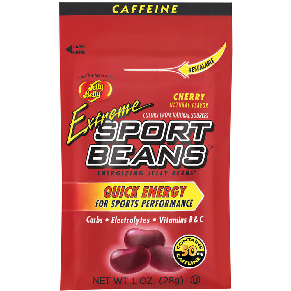 JELLY BELLY Extreme Sport Beans, Cherry - NO COLOR
