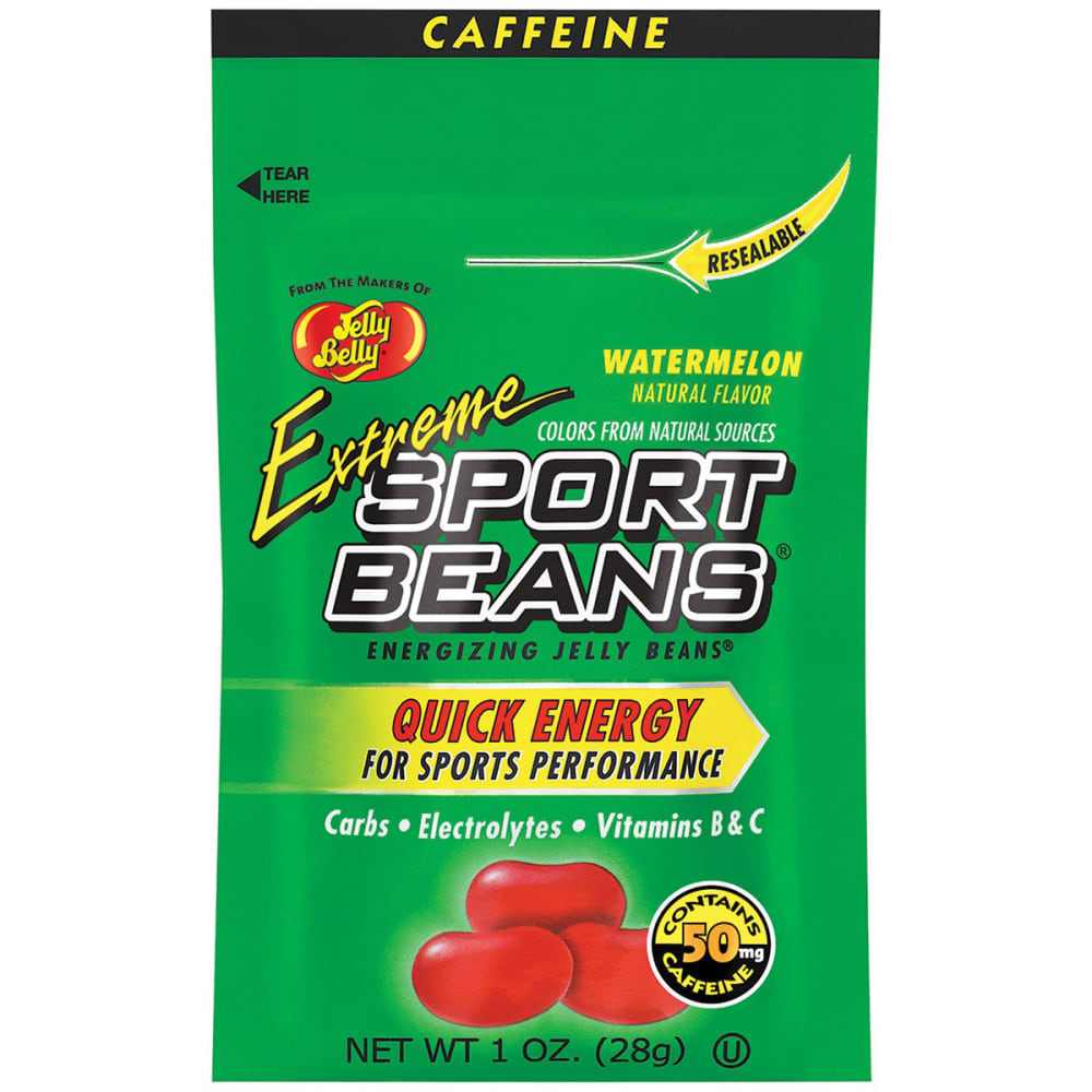 JELLY BELLY Extreme Sport Beans, Watermelon - NO COLOR