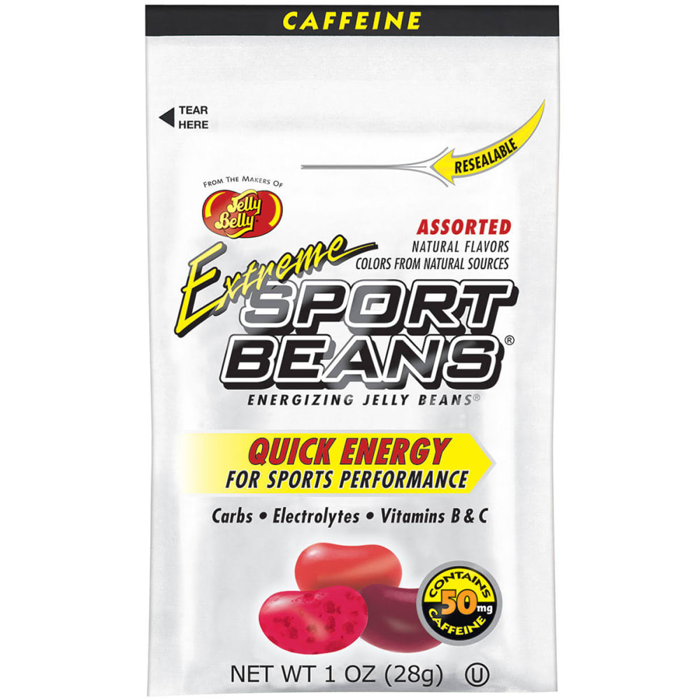 JELLY BELLY Extreme Sport Beans, Assorted - NO COLOR
