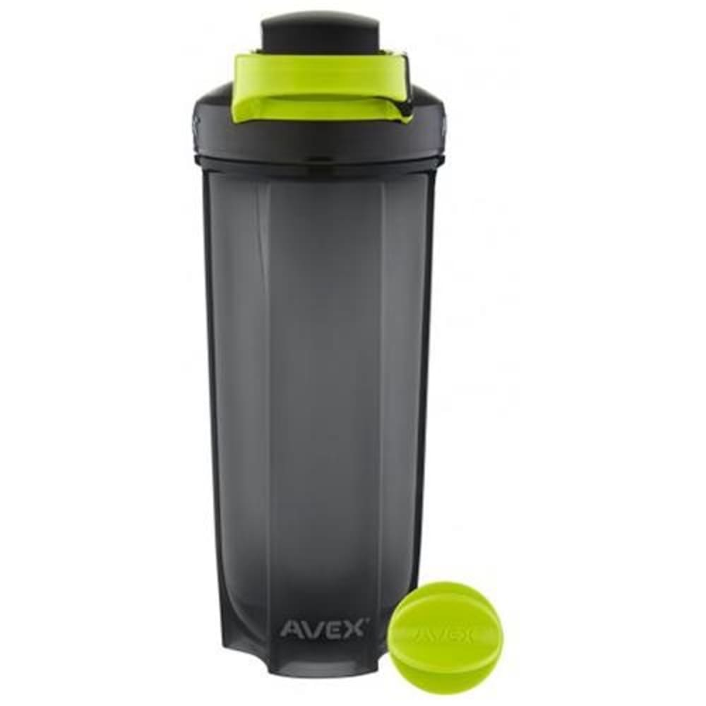 AVEX 28 oz. Mixfit Shaker Bottle, Black - BLACK