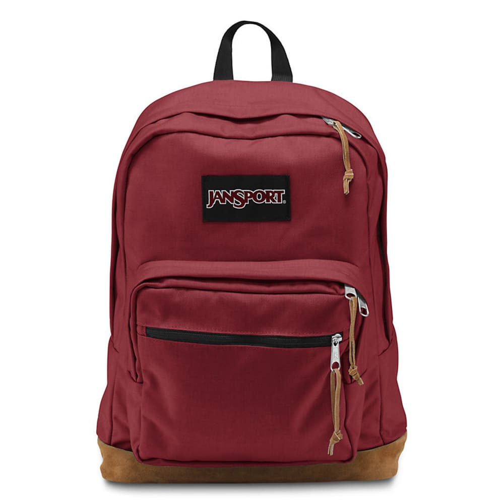 JANSPORT Right Pack Backpack  - RED9FL VIKING RED