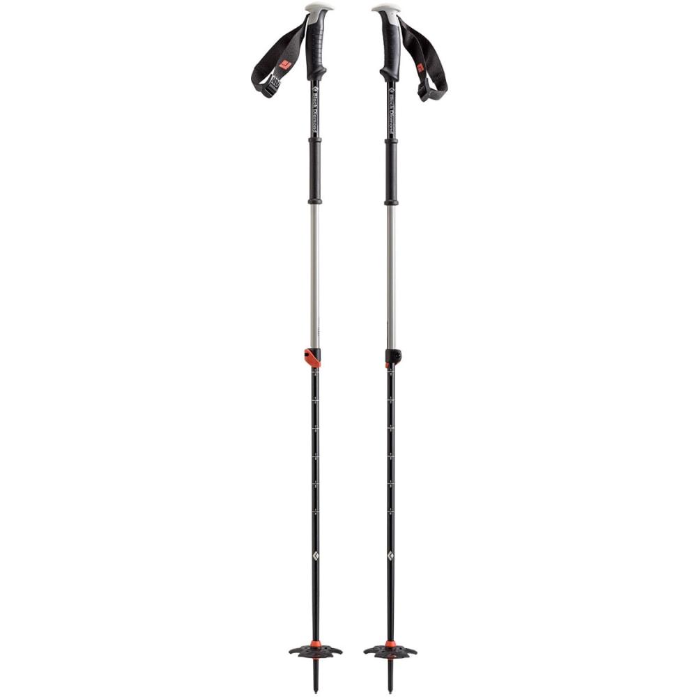 BLACK DIAMOND Traverse Ski Poles - VIB ORANGE