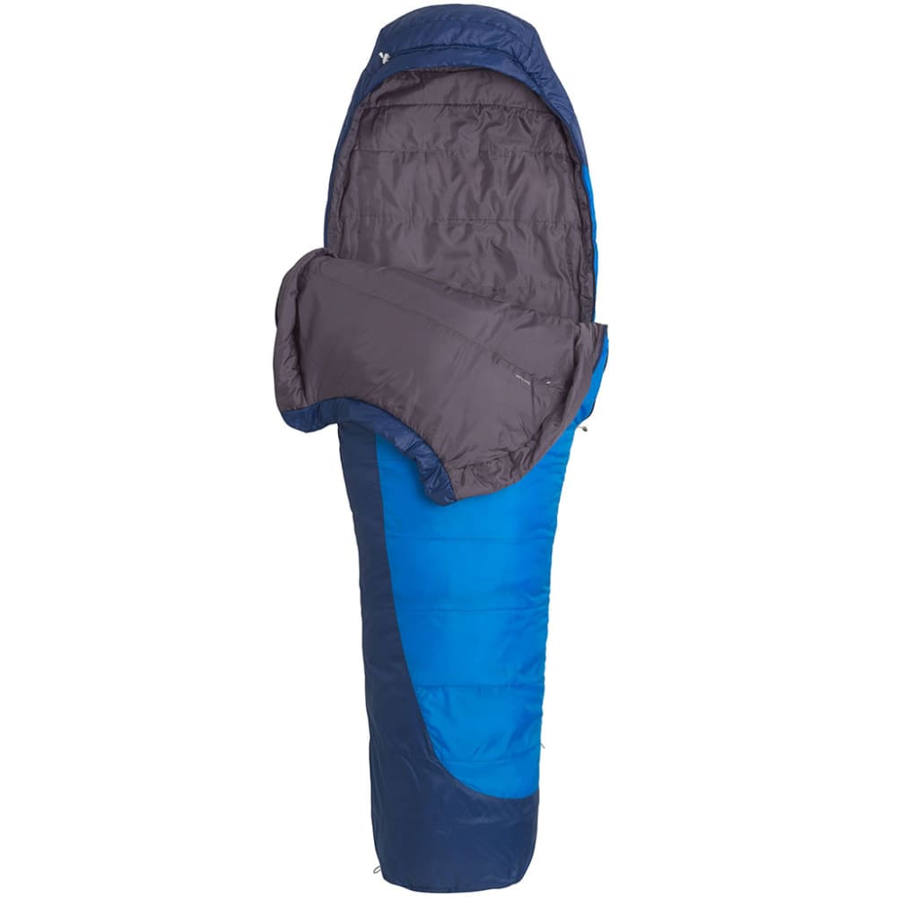 MARMOT Trestles 15 Sleeping Bag, Long - COBALT