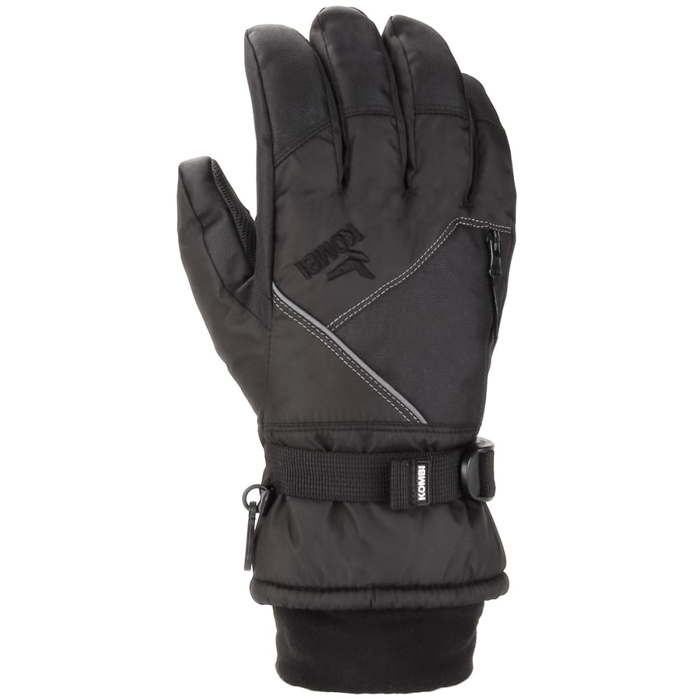 KOMBI Women's Pursuit II Gloves - BLACK