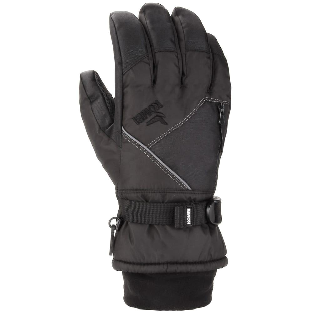 KOMBI Women's Pursuit II Gloves - BLACK