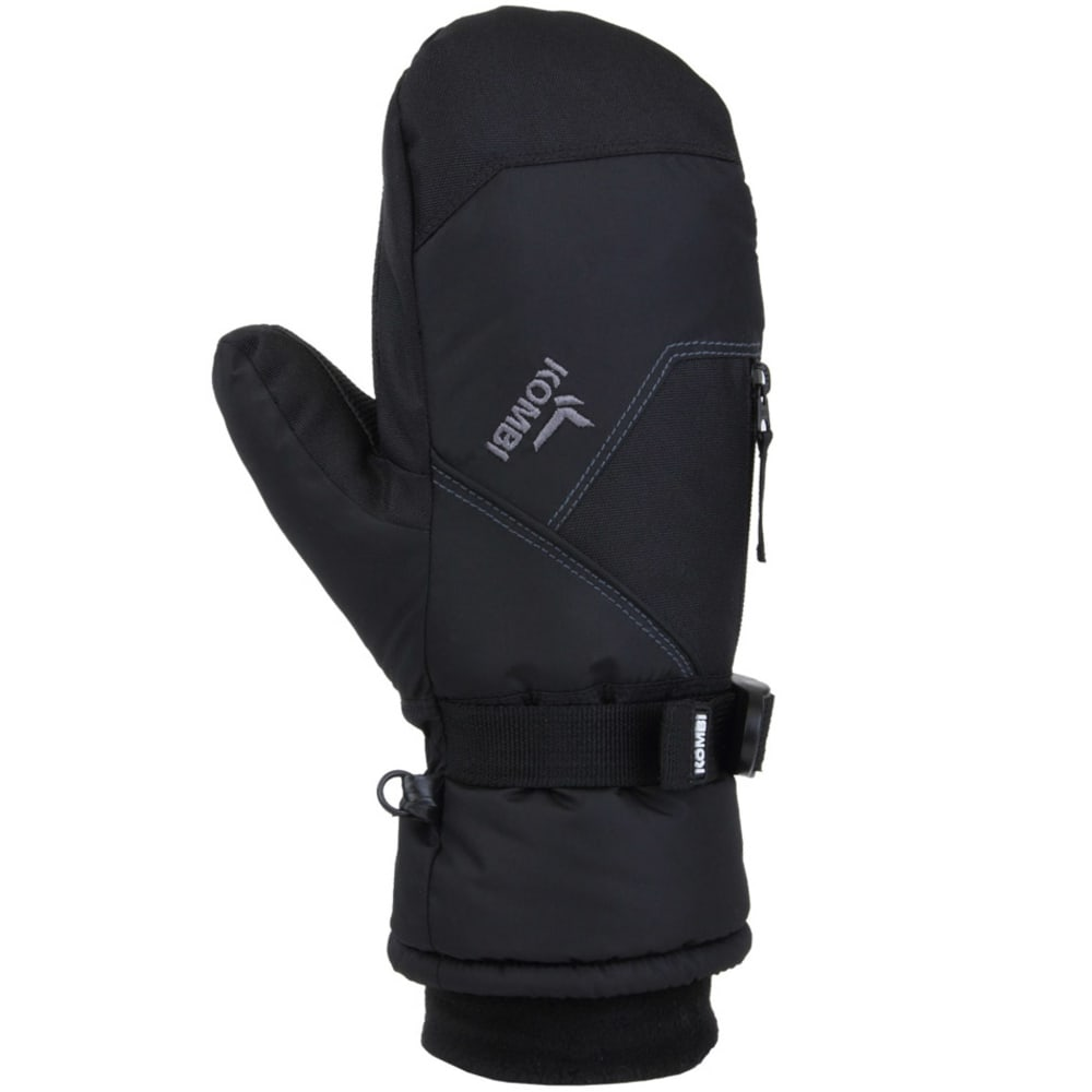 KOMBI Women's Pursuit II Mittens - BLACK