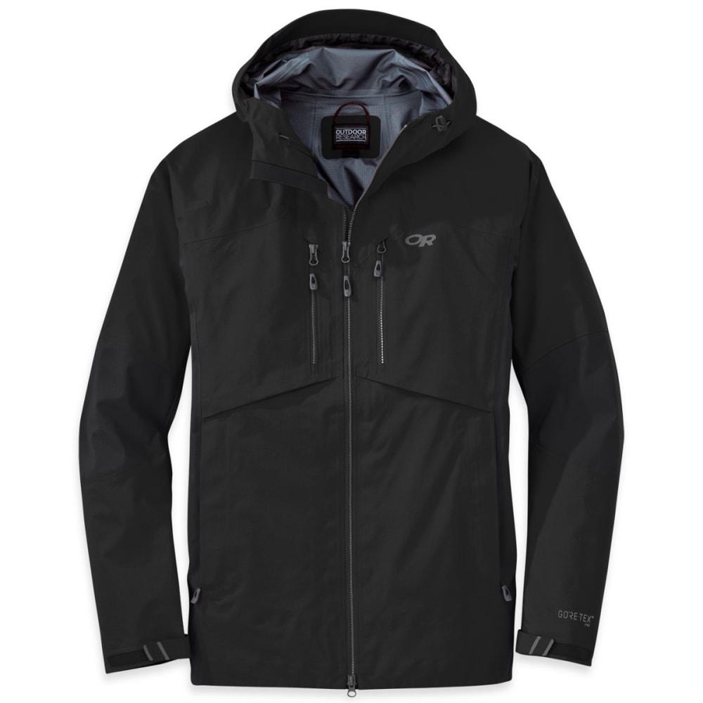 OUTDOOR RESEARCH Men's Maximus Jacket - BLACK