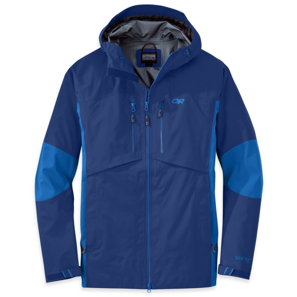 OUTDOOR RESEARCH Men's Maximus Jacket - BALTIC/GLACIER