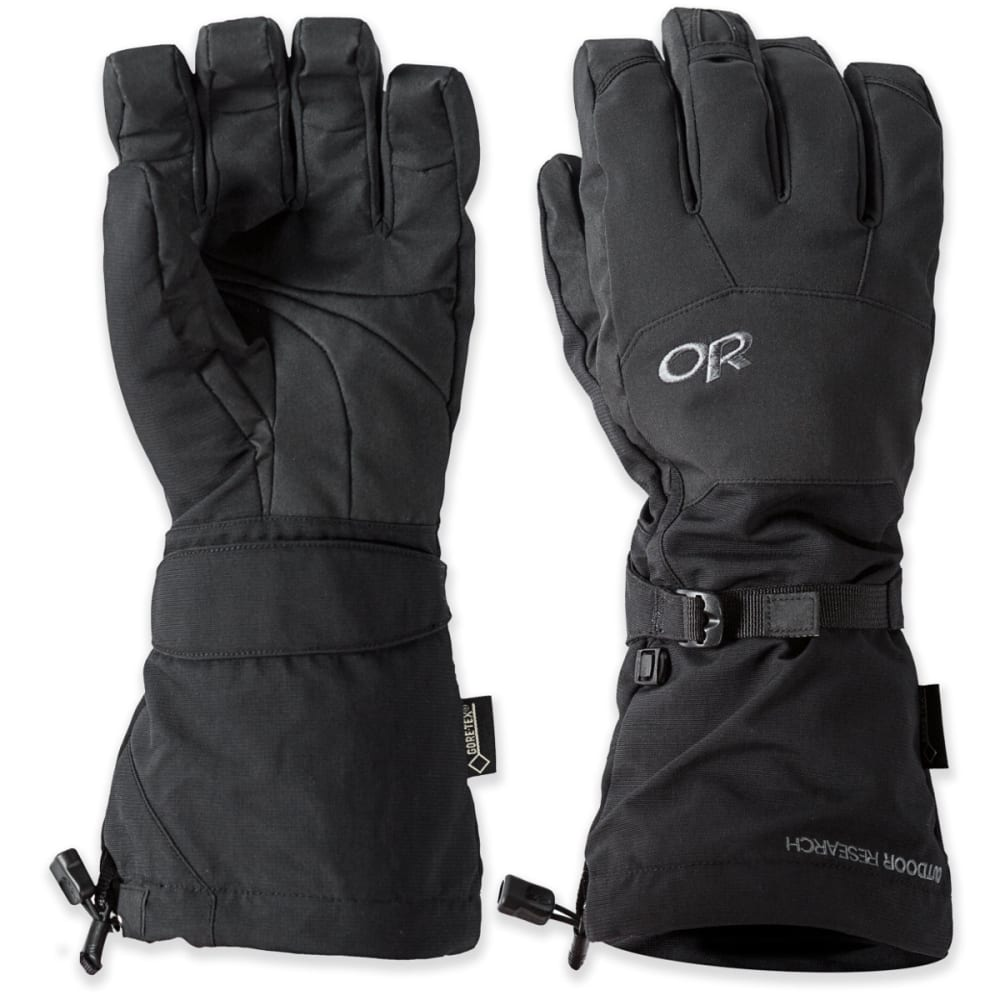 OUTDOOR RESEARCH Alti Gloves - BLACK