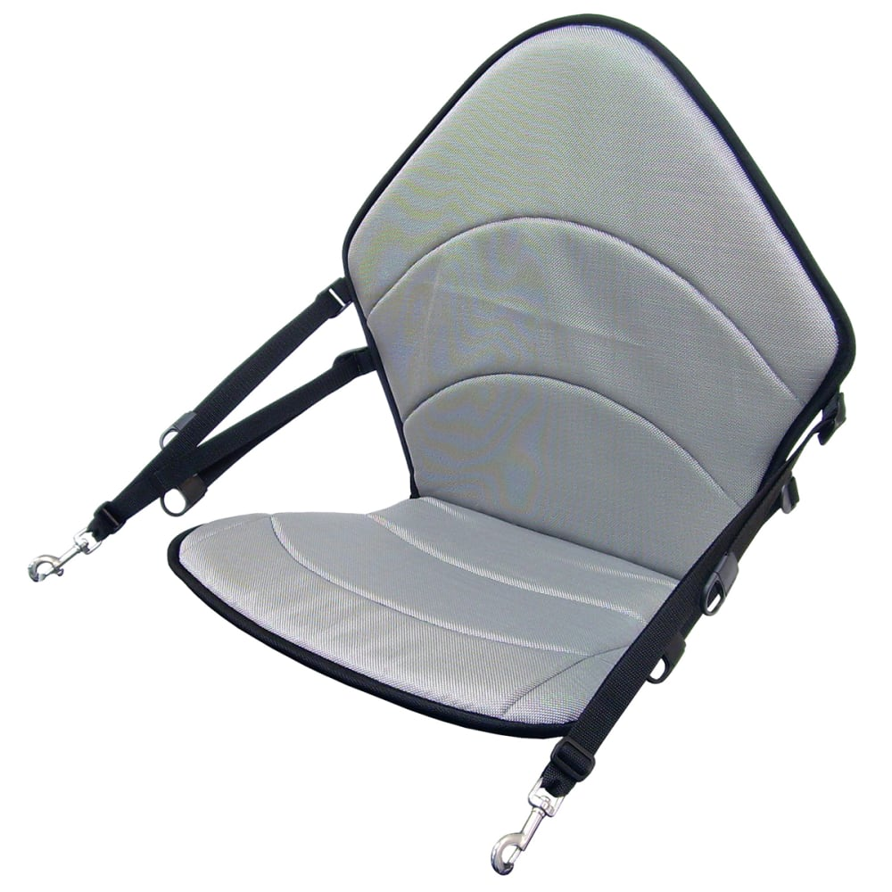 SEALS Cloud 10 High Back Sportsman Sit-on-Top Seat - GREY