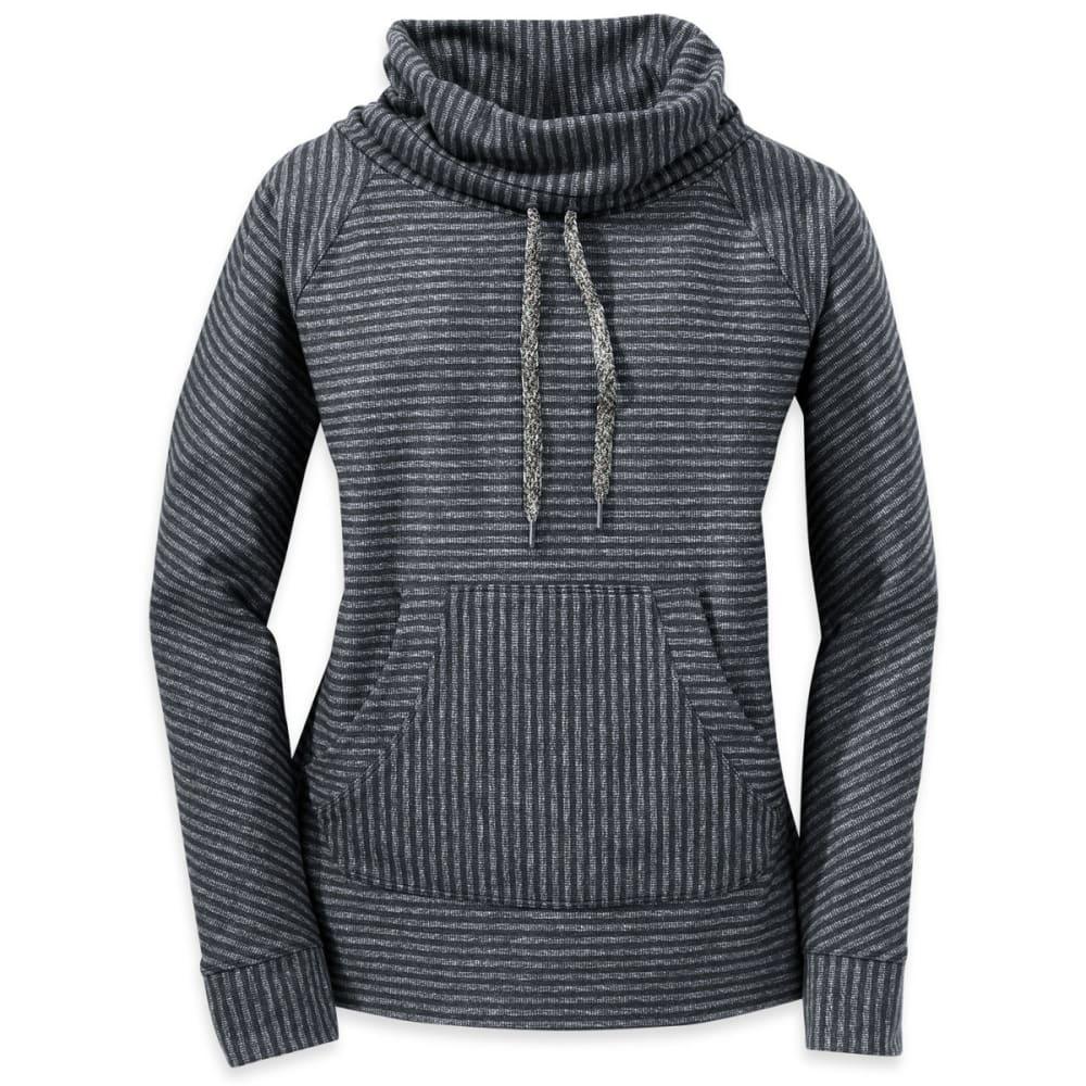 OUTDOOR RESEARCH Women's Mikala Longsleeve Shirt - BLACK/PEWTER