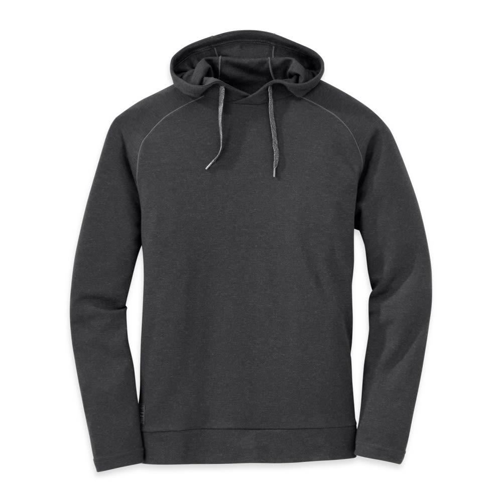 OUTDOOR RESEARCH Men's Blackridge Hoody - CHARCOAL