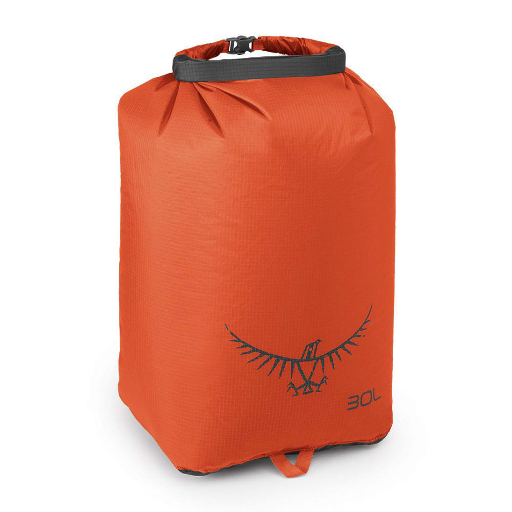 OSPREY 30L Ultralight Dry Sack - POPPY ORANGE
