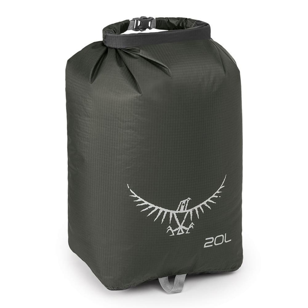 OSPREY 20L Ultralight Dry Sack - SHADOW GREY