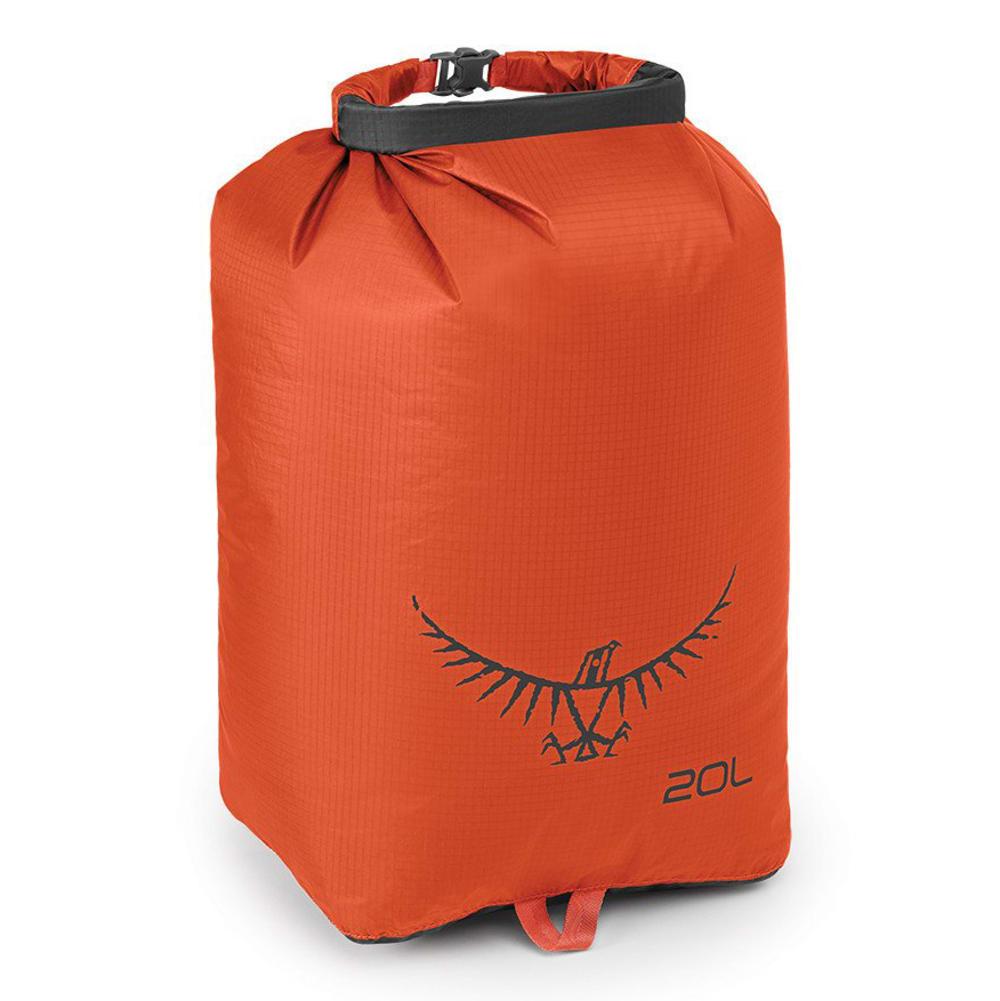 OSPREY 20L Ultralight Dry Sack - POPPY ORANGE