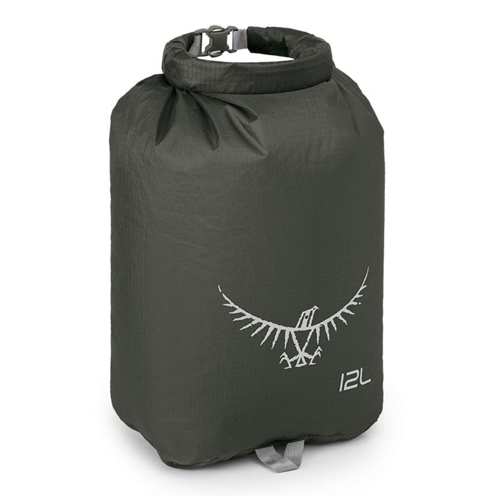 OSPREY 12L Ultralight Dry Sack - SHADOW GREY