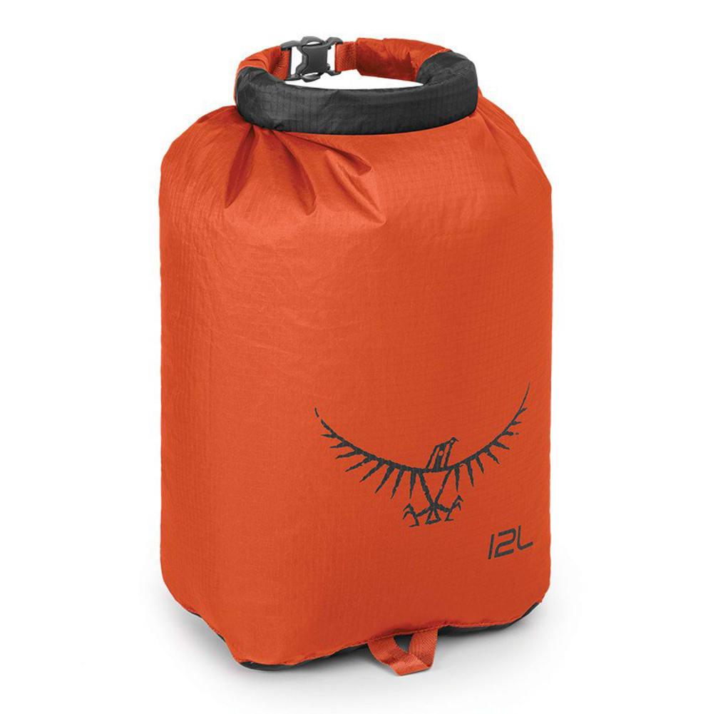 OSPREY 12L Ultralight Dry Sack - POPPY ORANGE