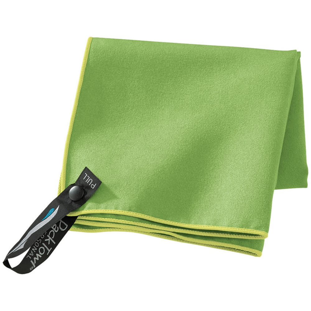PACKTOWL Personal Towel, Large - CITRUS 06056