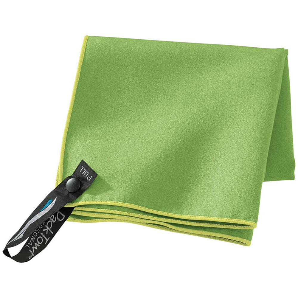 PACKTOWL Personal Towel, Small - CITRUS 06062