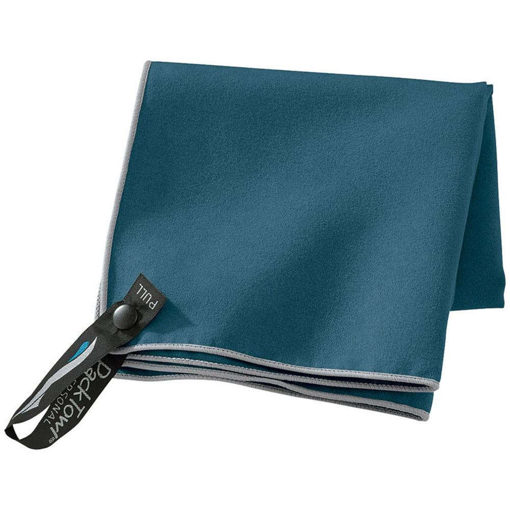 PACKTOWL Personal Towel, Small - INDIGO 06063