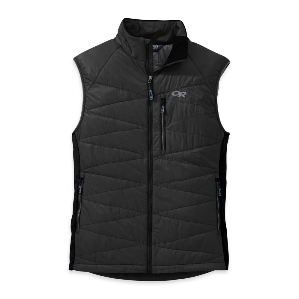 OUTDOOR RESEARCH Men's Cathode Vest - BLACK