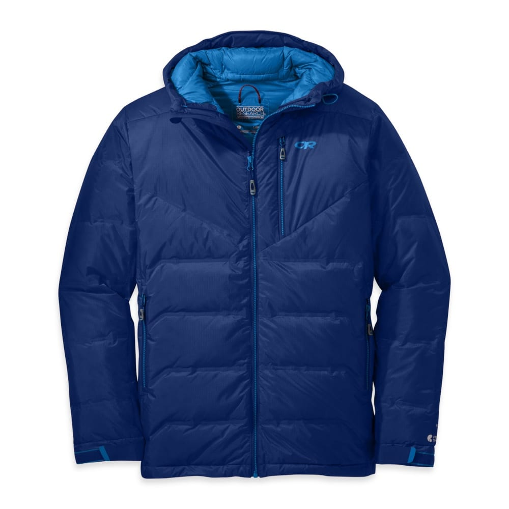 OUTDOOR RESEARCH Men's Floodlight Down Jacket - 0565-BALTIC