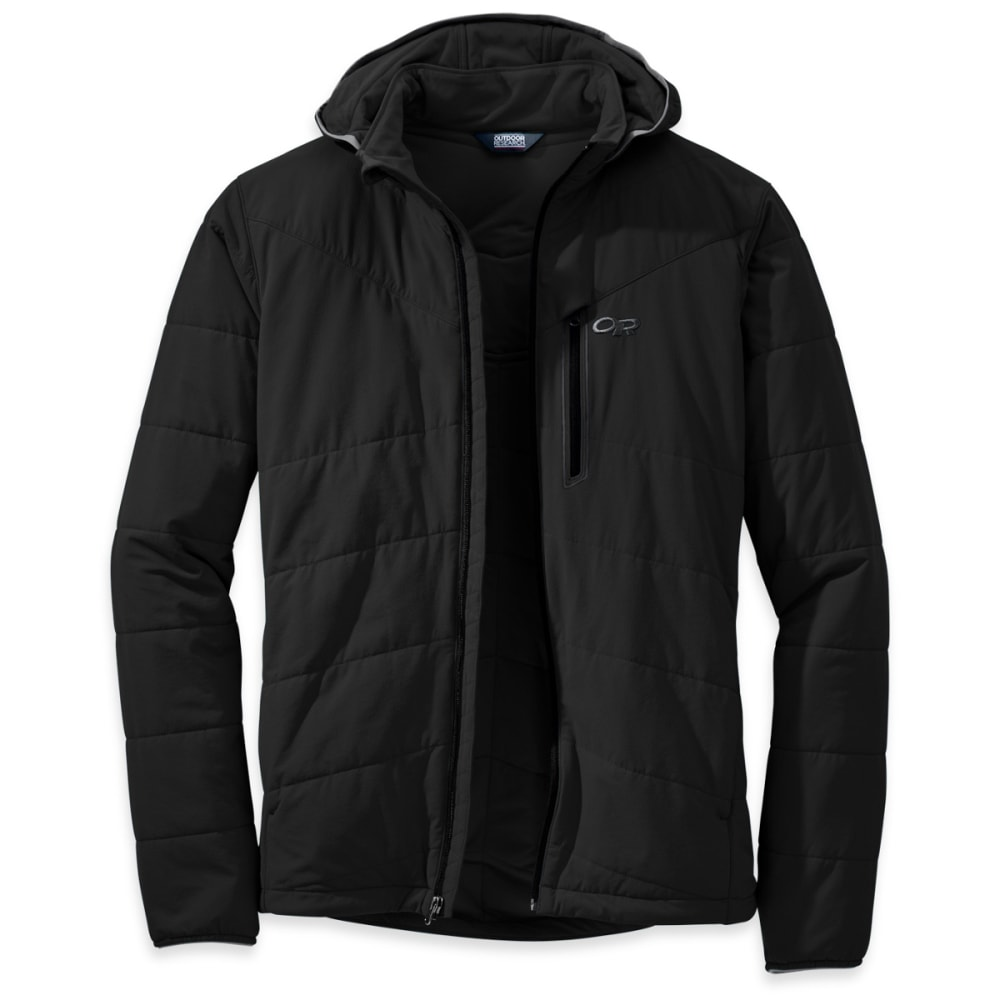 OUTDOOR RESEARCH Men's Winter Ferrosi Hoody - 0001-BLACK