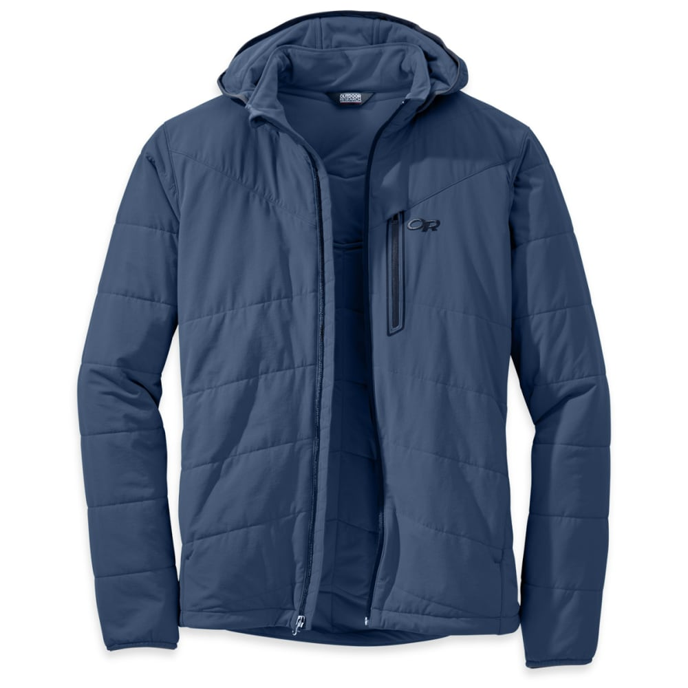 OUTDOOR RESEARCH Men's Winter Ferrosi Hoody - 0364-DUSK