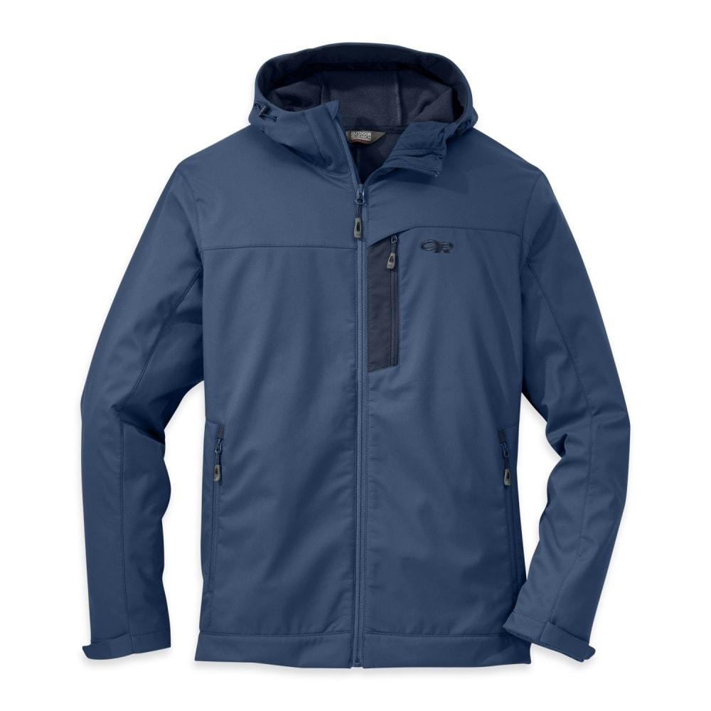 OUTDOOR RESEARCH Men's Transfer Hooded Jacket - DUSK