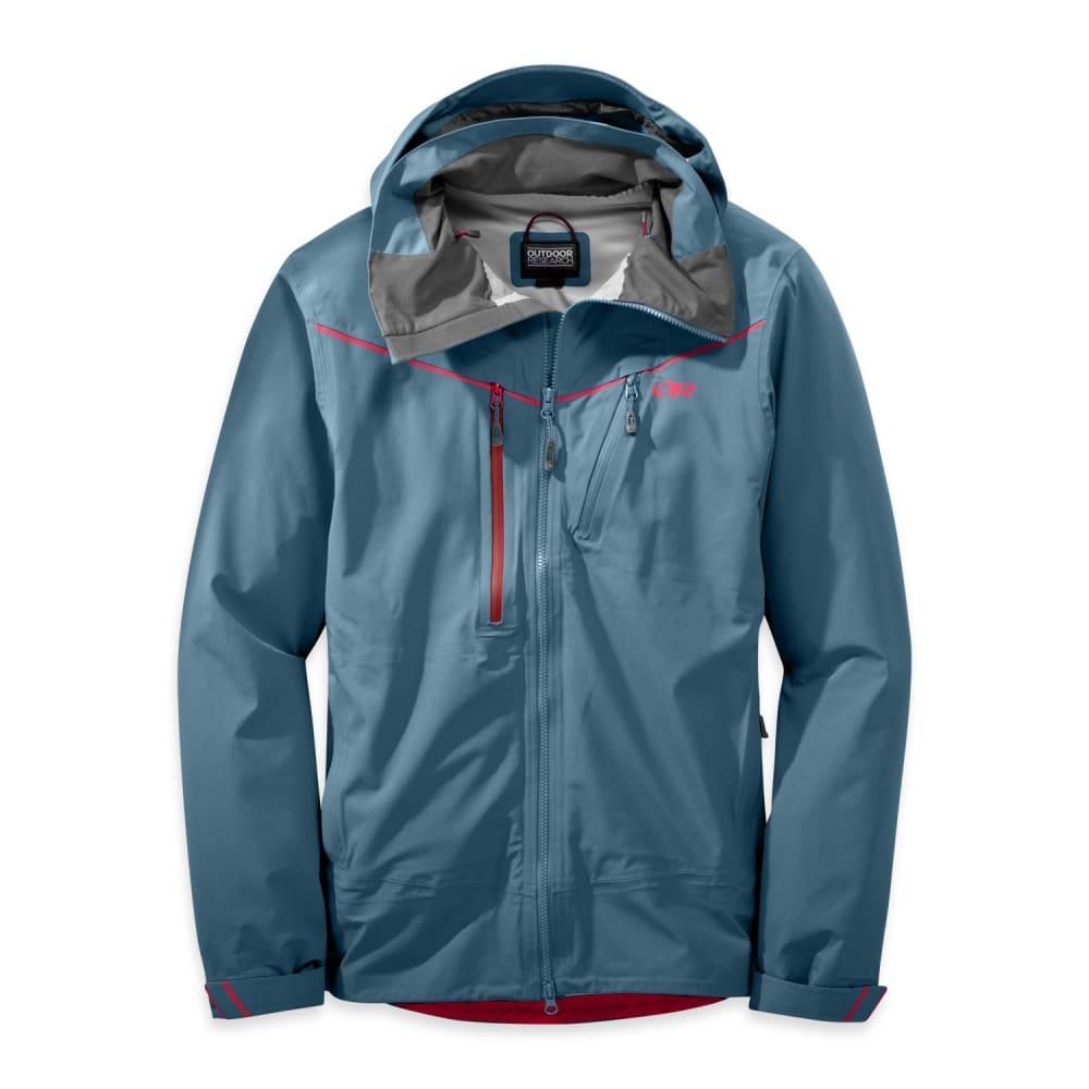 OUTDOOR RESEARCH Men's Skyward Jacket - VINTAGE/AGATE