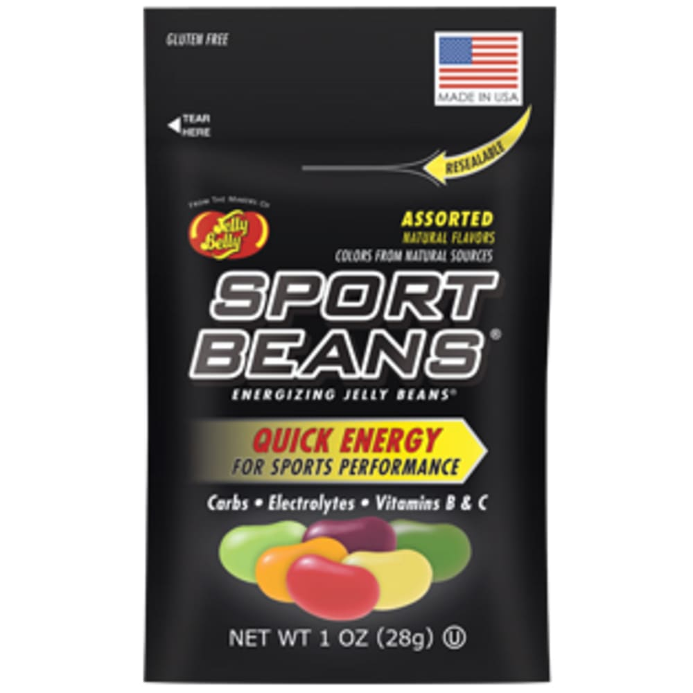 JELLY BELLY Sport Beans, Assorted - ASSORTED