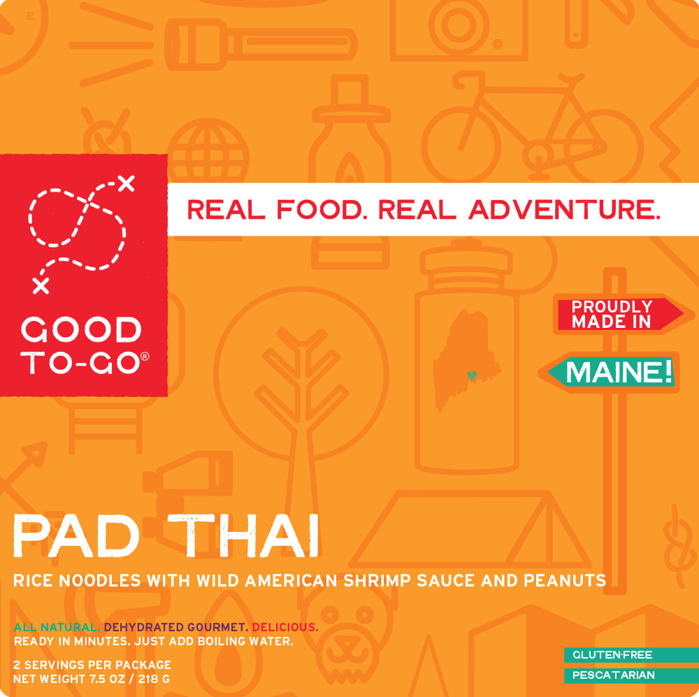 GOOD TO GO Pad Thai - NO COLOR