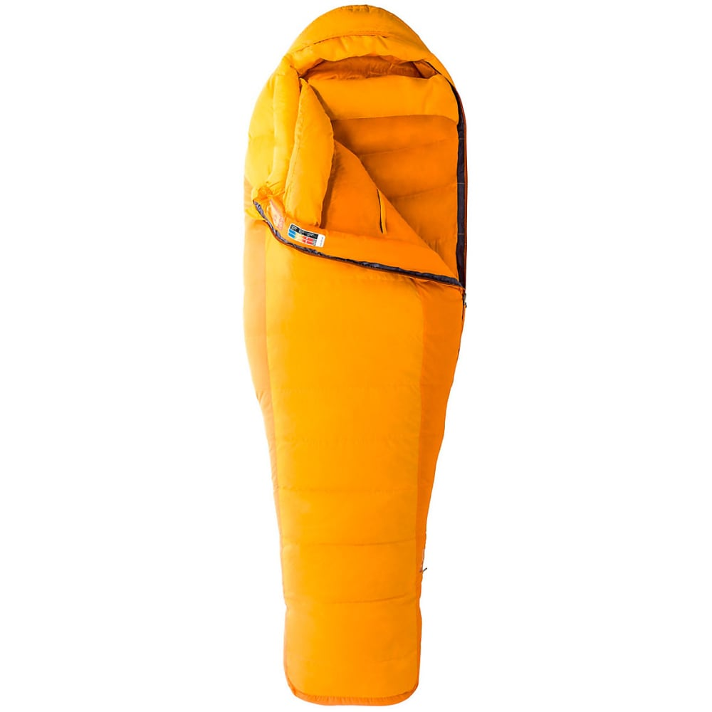 MARMOT Women's Ouray Sleeping Bag - EMBER/RADIANT ORANGE
