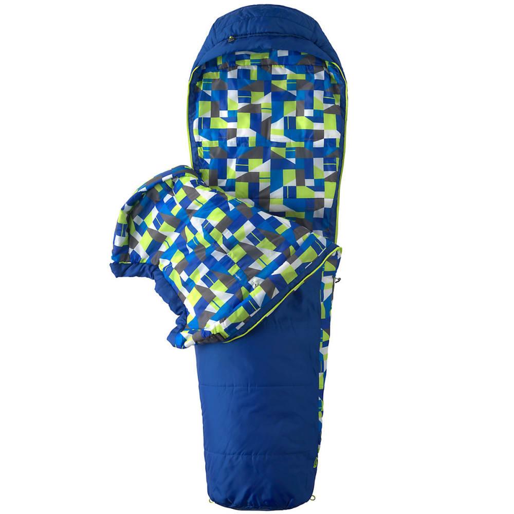 MARMOT Kids' Trestles 30 Sleeping Bag - DARK AZURE