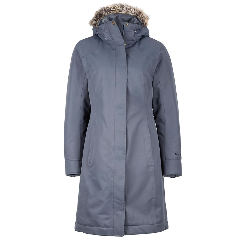 MARMOT Women's Chelsea Coat - 1515-STEEL ONYX