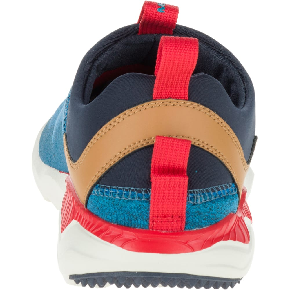 MERRELL Men's 1SIX8 Moc Shoes, Seaport - SEAPORT