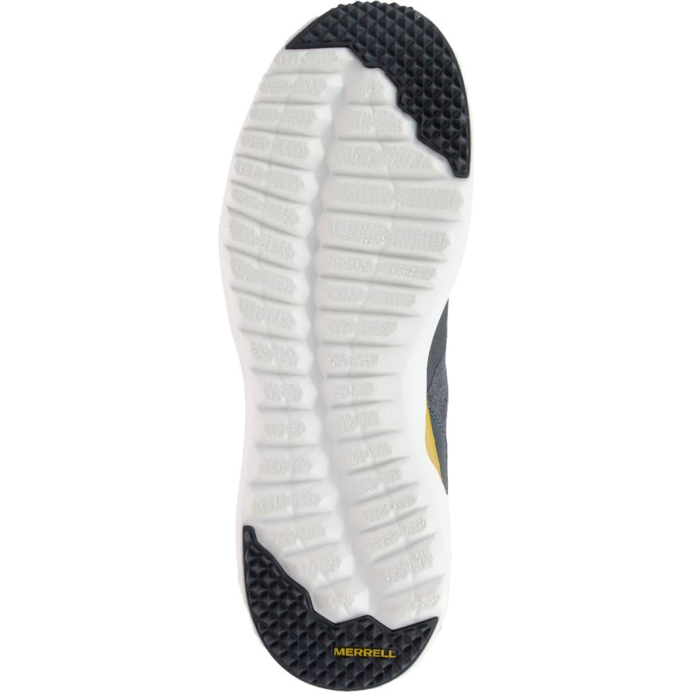MERRELL Men's 1SIX8 Moc Shoes, Grey - GREY