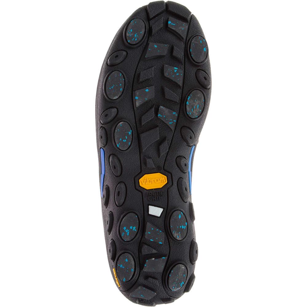 MERRELL Men's Jungle Moc Arctic Grip Shoes, Gunsmoke - GUNSMOKE