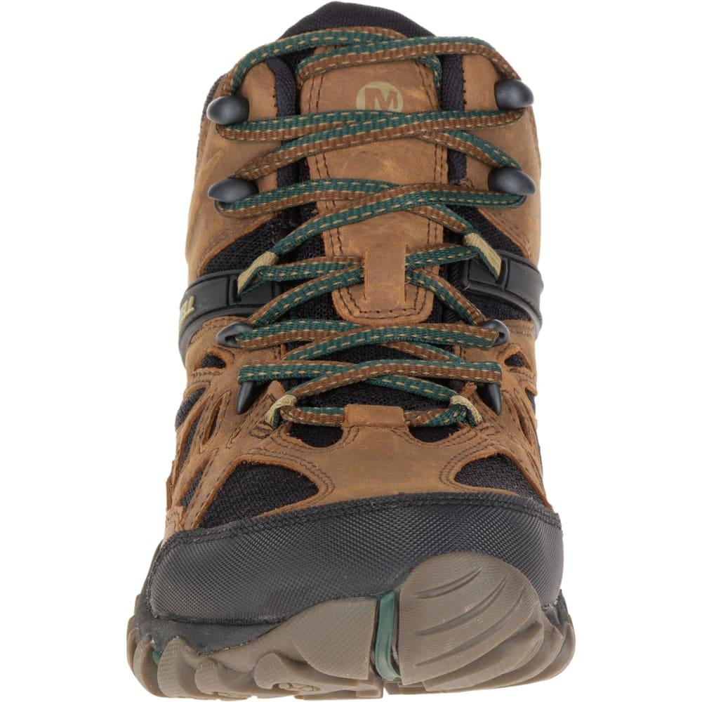 MERRELL Men's All Out Blaze Ventilator Mid Waterproof Hiking Shoes, Merrell Tan - MERRELL TAN