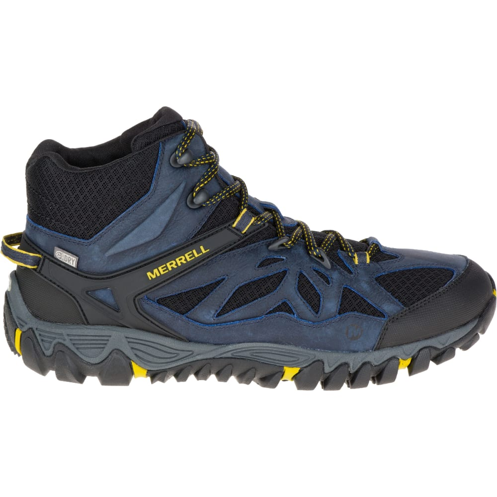 Merrell Men S All Out Blaze Ventilator Mid Waterproof