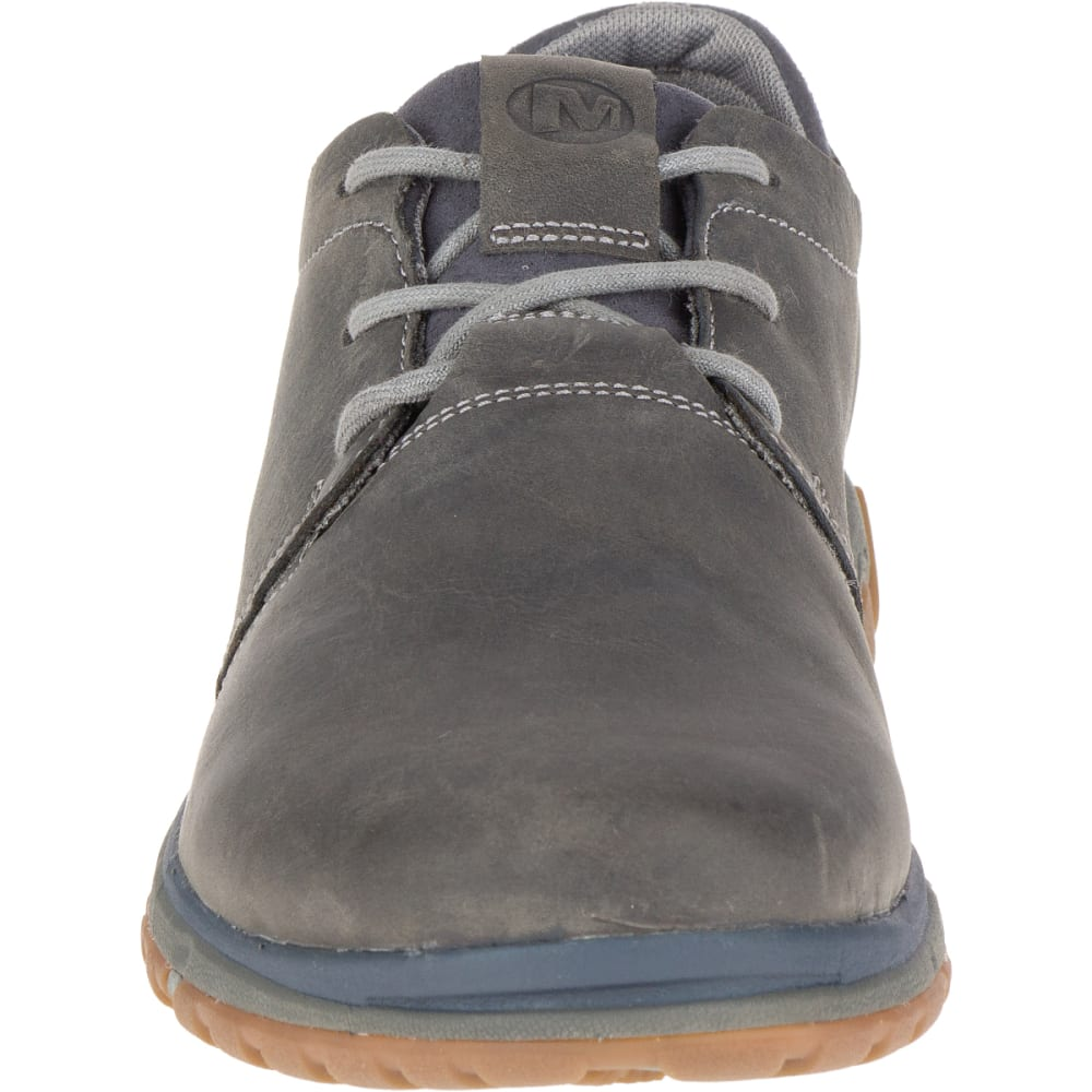 MERRELL Men's All Out Blazer Lace Shoe, Pewter - PEWTER