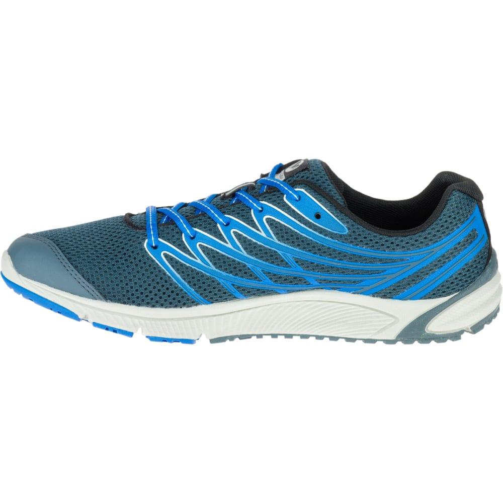 MERRELL Men's Bare Access 4 Running Shoe, Dark Slate - DARK SLATE