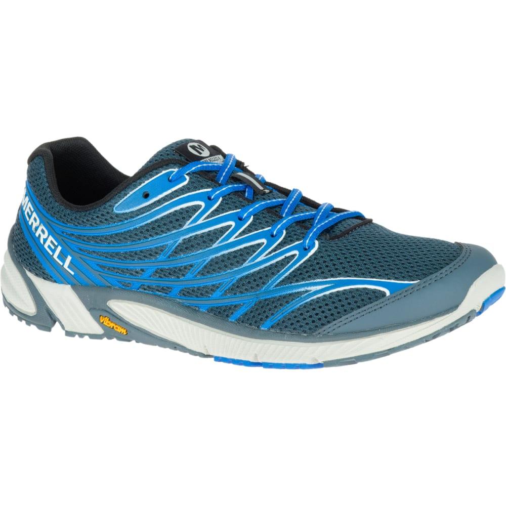 MERRELL Men's Bare Access 4 Running Shoe, Dark Slate - DARK