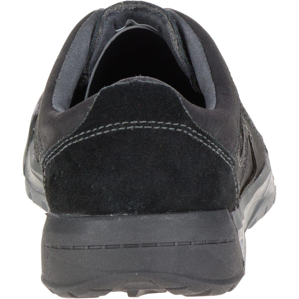 MERRELL Men's Berner Lace Up Sneaker, Black - BLACK