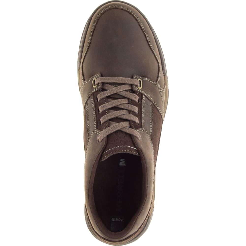 MERRELL Men's Berner Lace Up Sneaker, Espresso - ESPRESSO